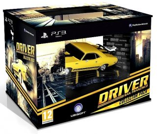 Диск Driver: Сан-Франциско. Collector's Edition [PS3]