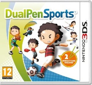 Диск DualPenSports [3DS]