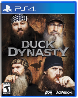Диск Duck Dynasty (US) [PS4]