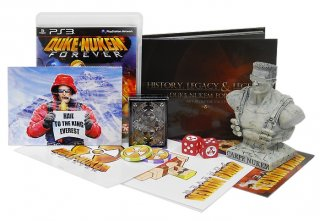 Диск Duke Nukem Forever. Balls Of Steel Edition [PS3]