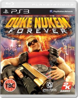 Диск Duke Nukem Forever [PS3]