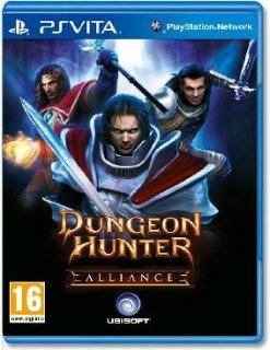 Диск Dungeon Hunter: Alliance (Б/У) [PS Vita]