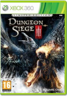 Диск Dungeon Siege 3 - Limited Edition [X360]
