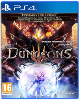 Диск Dungeons 3 Extremely Evil Edition [PS4]