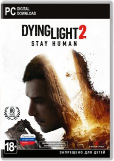 Диск Dying Light 2: Stay Human [PC]