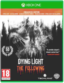 Диск Dying Light - The Following Enhanced Edition [Xbox One]