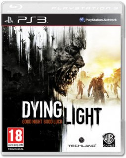 Диск Dying Light [PS3]