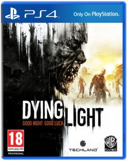 Диск Dying Light [PS4]