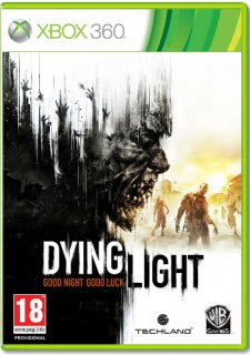 Диск Dying Light [X360]