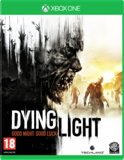 Диск Dying Light [Xbox One]