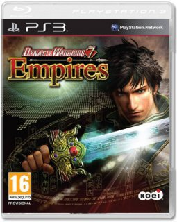 Диск Dynasty Warriors 7: Empires [PS3]