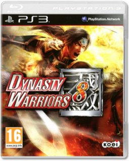 Диск Dynasty Warriors 8 (Б/У) [PS3]