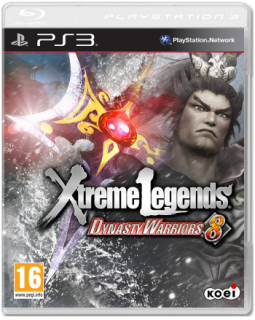 Диск Dynasty Warriors 8 Xtreme Legends [PS3]
