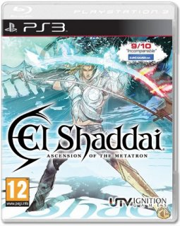 Диск El Shaddai: Ascension of the Metatron (Б/У) [PS3]