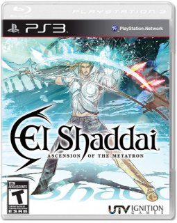 Диск El Shaddai: Ascension of the Metatron (US) (Б/У) [PS3]