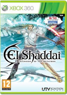Диск El Shaddai: Ascension of the Metatron [X360]