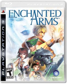 Диск Enchanted Arms (Б/У) [PS3]