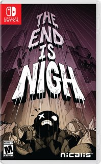 Диск The End Is Nigh [NSwitch]