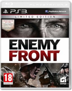 Диск Enemy Front - Limited Edition [PS3]