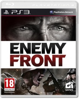 Диск Enemy Front [PS3]