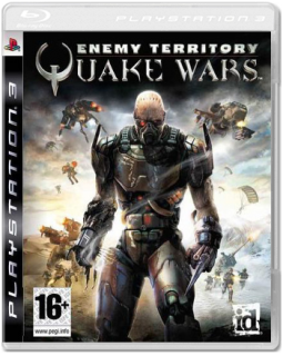 Диск Enemy Territory: Quake Wars [PS3]