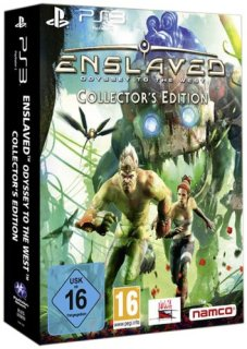 Диск Enslaved: Odyssey to the West. Collectors Edition [PS3]