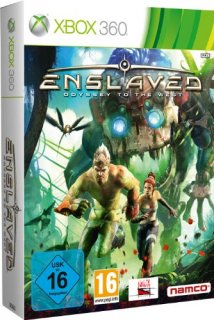 Диск Enslaved: Odyssey to the West. Collectors Edition [X360]