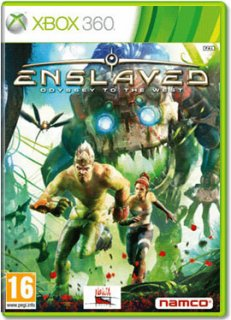 Диск Enslaved: Odyssey to the West [X360]