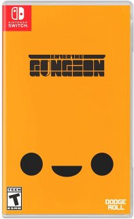 Диск Enter the Gungeon - Deluxe Edition [NSwitch]