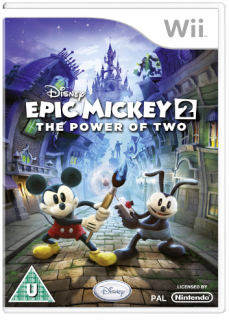 Диск Epic Mickey 2: The Power of Two (Б/У) [Wii]