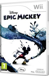 Диск Epic Mickey [Wii]