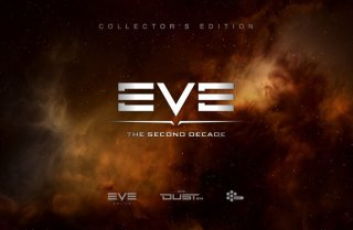 Диск EVE Online - The Second Decade [PC]