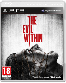 Диск Evil Within [PS3]