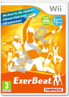 Диск ExerBeat: Gym Class Workout [Wii]