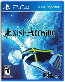 Диск Exist Archive: The Other Side of the Sky (Б/У) [PS4]