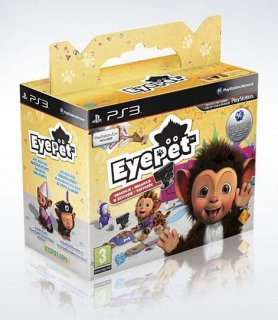 Диск EyePet + камера PlayStation Eye [PS3]