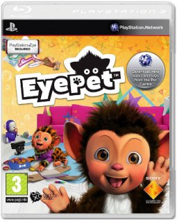 Диск EyePet [PS3, PS Move]