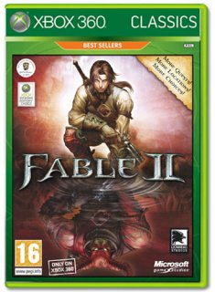 Диск Fable 2 [X360]