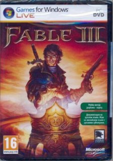 Диск Fable 3 [PC]