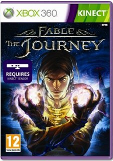 Диск Fable The Journey (англ. версия) [X360, MS Kinect]
