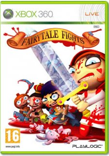 Диск Fairytale Fights [X360]