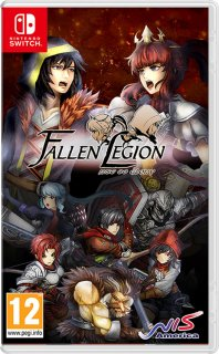 Диск Fallen Legion Rise to Glory [Nswitch]