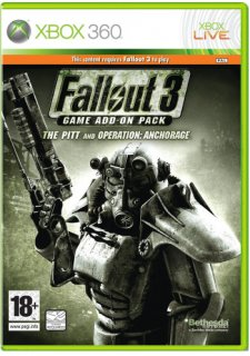 Диск Fallout 3 - Game Add-On Pack (Б/У) [X360]