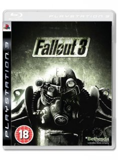 Диск Fallout 3 [PS3]