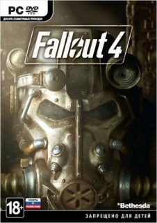 Диск Fallout 4 [PC,DVD]