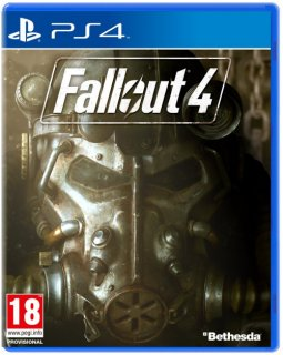 Диск Fallout 4 (Англ. Яз) (Б/У) [PS4]