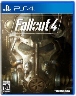 Диск Fallout 4 (Б/У) (US) [PS4]