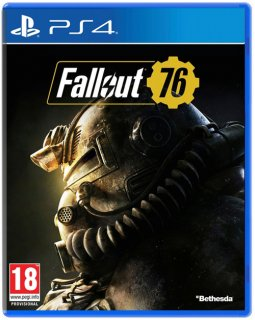 Диск Fallout 76 [PS4]