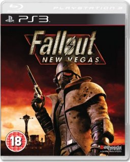 Диск Fallout: New Vegas (Б/У) [PS3]