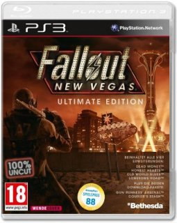 Диск Fallout New Vegas: Ultimate Edition (Б/У) [PS3]
